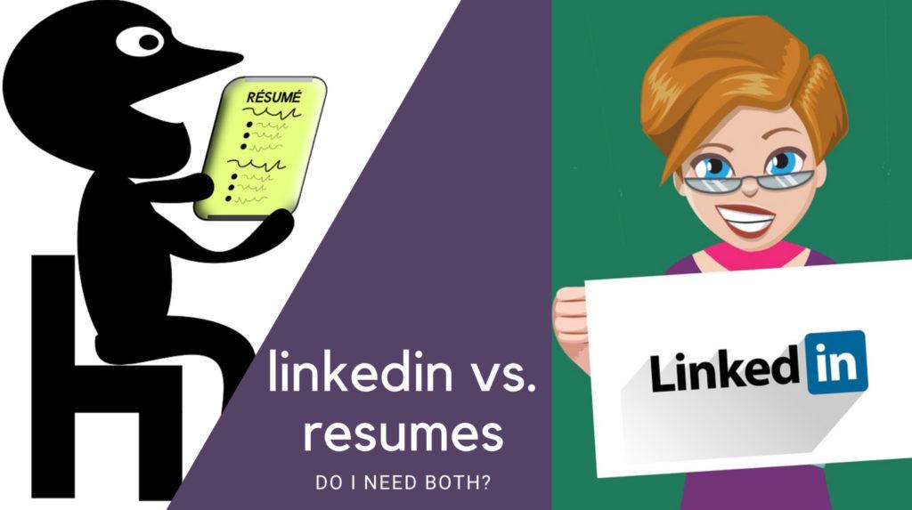 linked-in-vs-resume
